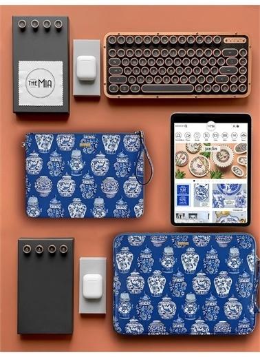 The Mia Ginger Jar Laptop & Tablet Çanta 13 İnch Renkli